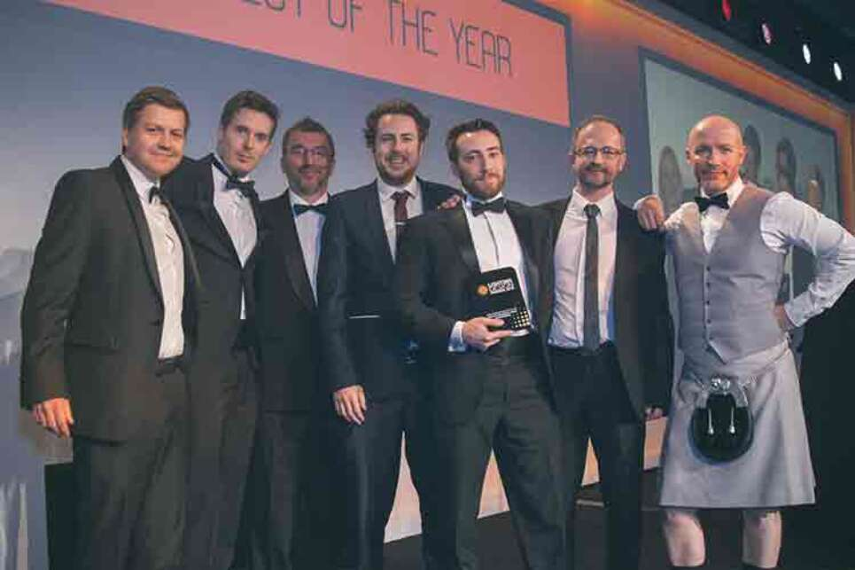 Heathrow Terminal 2, wins Building Project of the Year