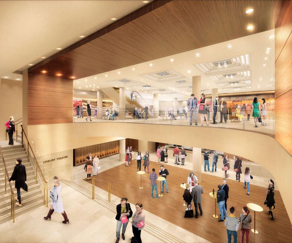 Major refurbishment for London's prestigious Royal Opera House