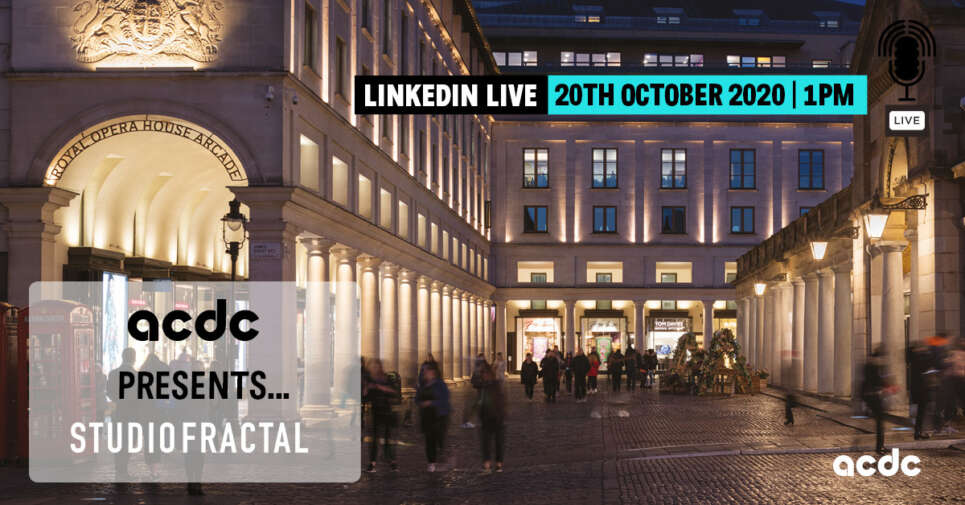 LinkedIn Live - The Royal Opera House in conversation with Chris Sutherland