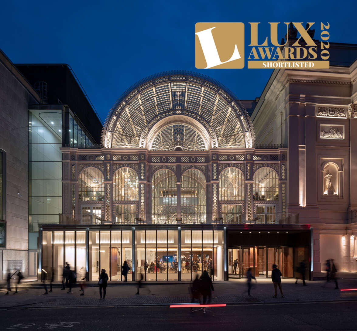 Royal Opera House shortlisted for LUX Award