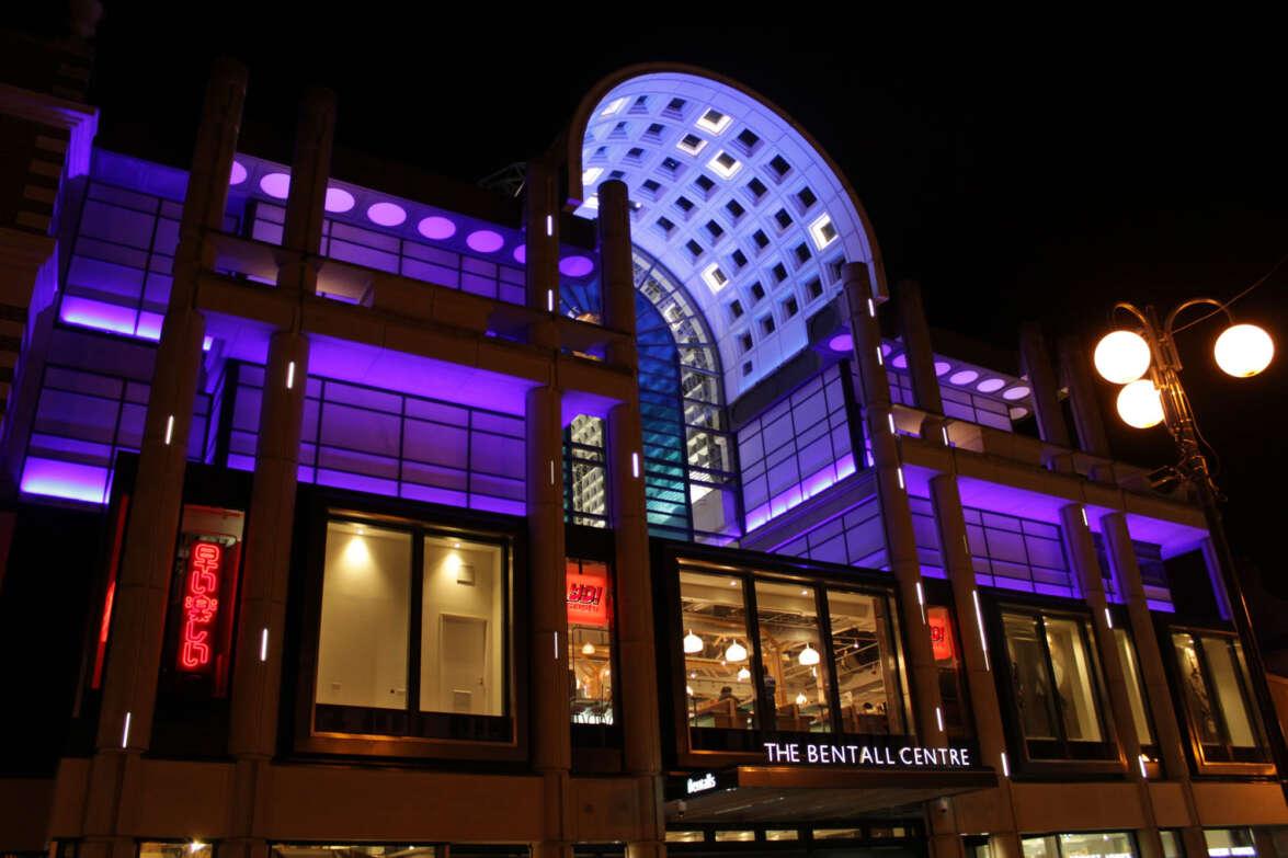 Bentall shopping centre