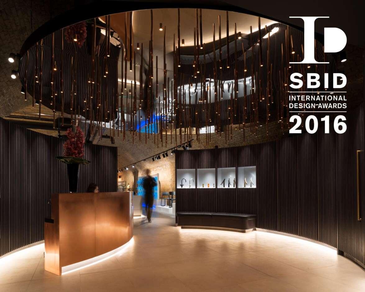 C.P. Hart finalist at the SBID International Design Awards