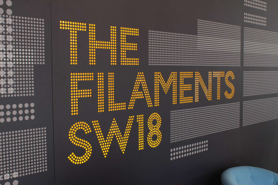 The Filaments residential apartments and marketing suite