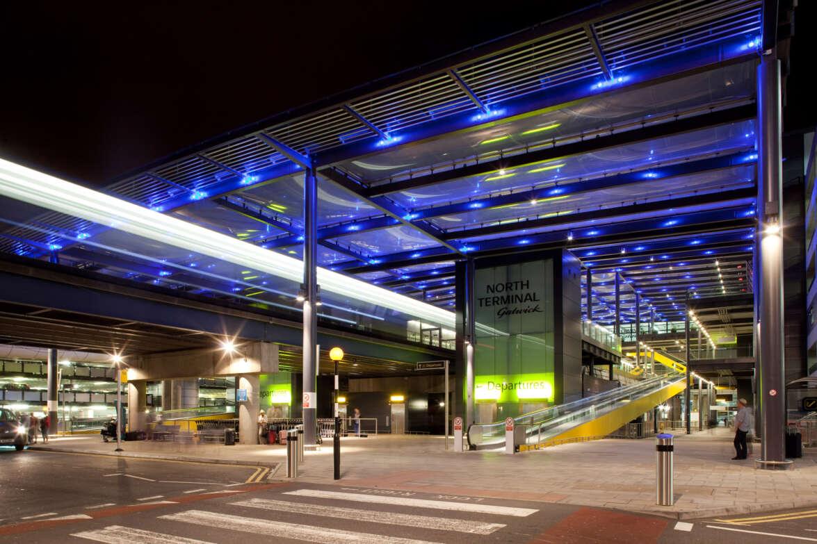 Gatwick North terminal expansion