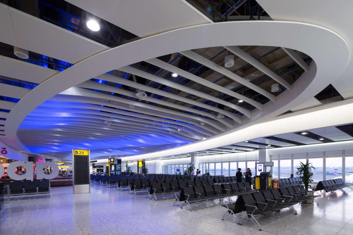 Heathrow Terminal 4
