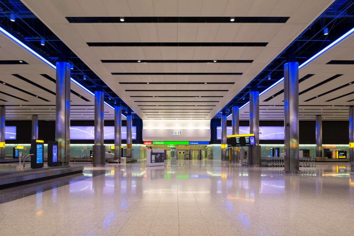 Heathrow Terminal 2A