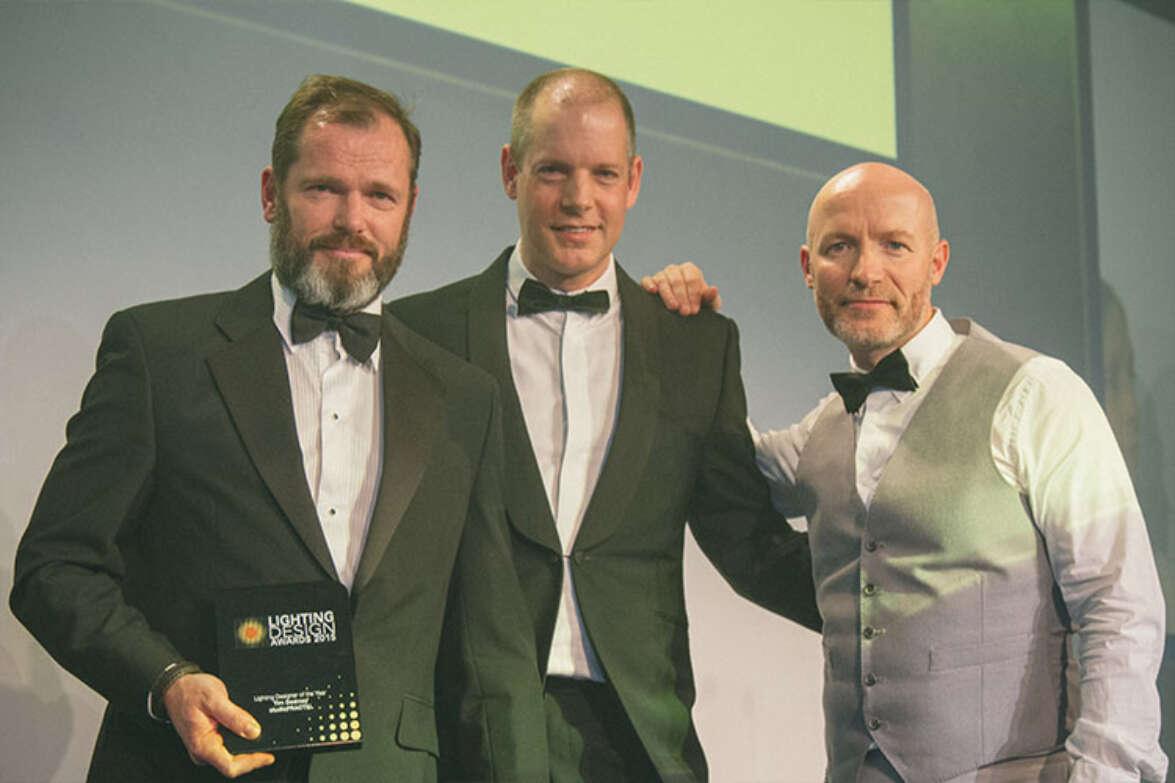 Winner - Lighting Designer of the Year