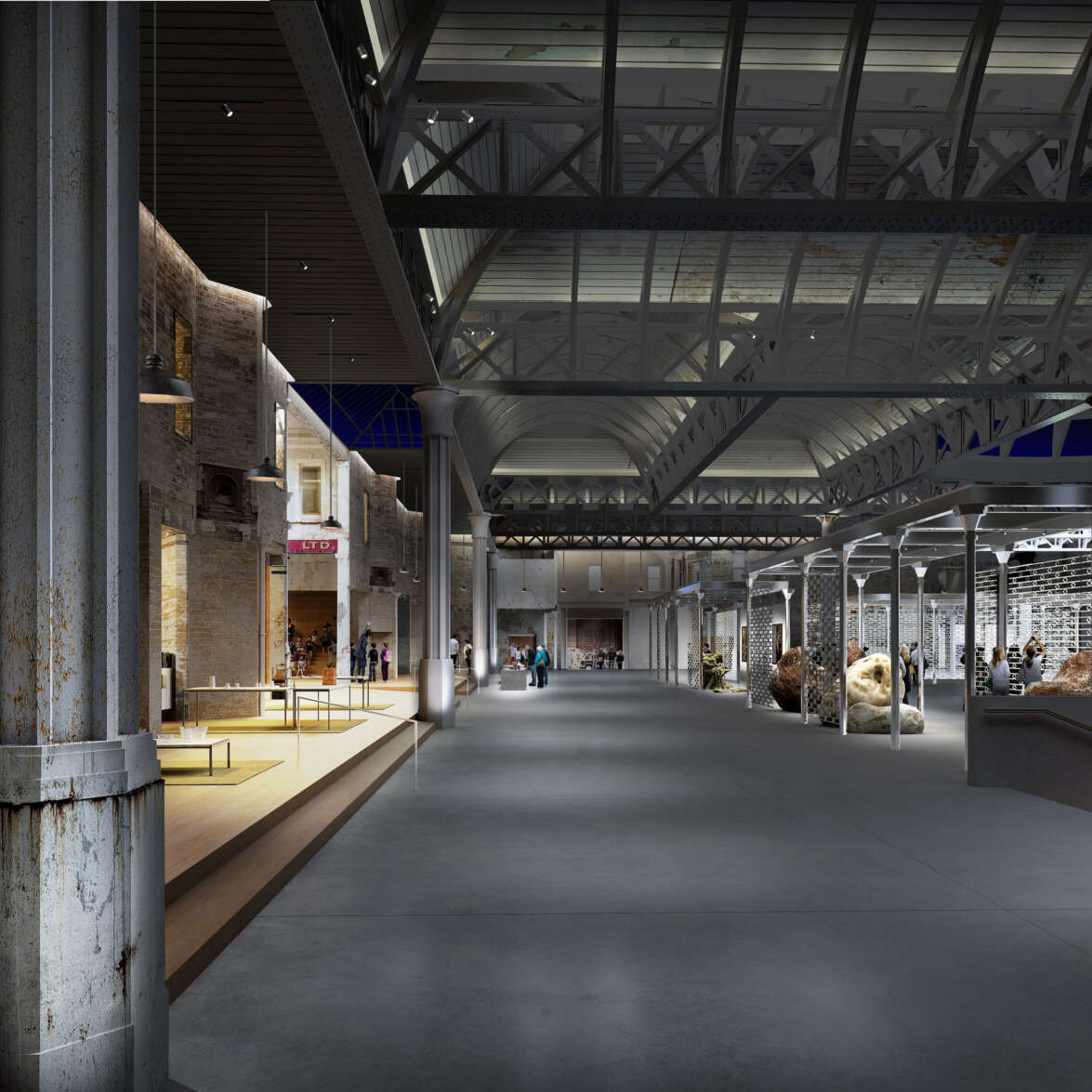 Planning approved for Museum of London relocation project