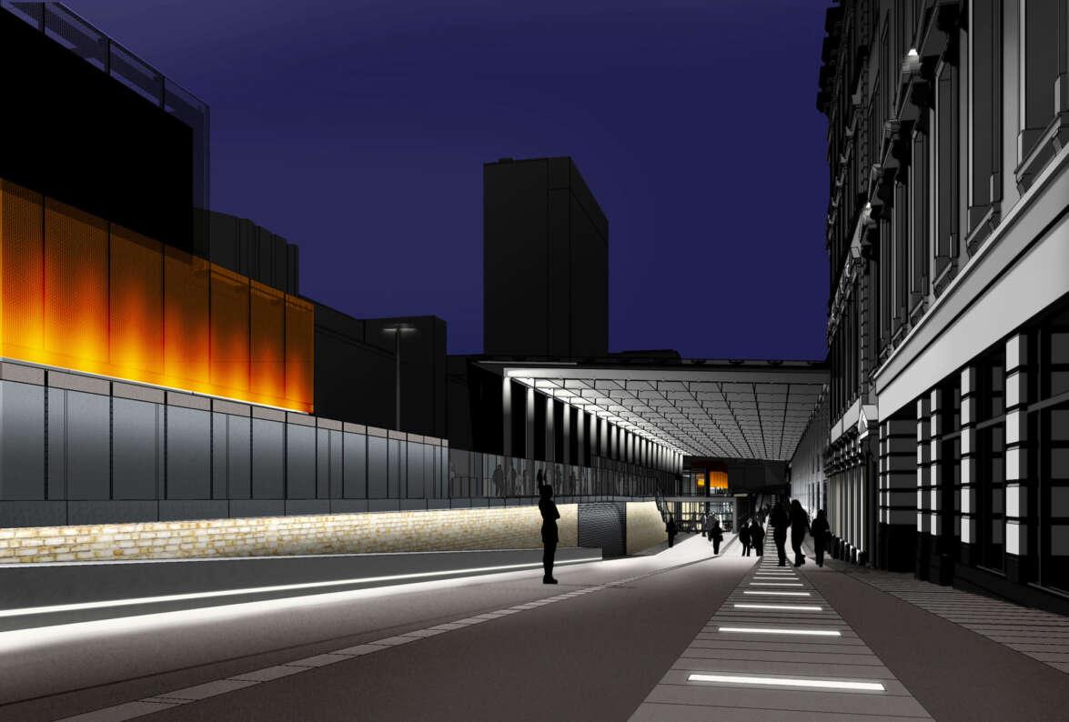 Paddington Crossrail Station
