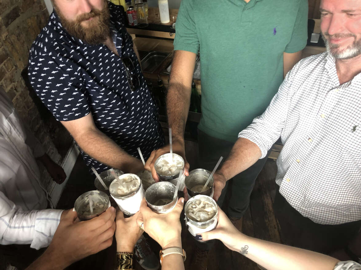 Bubbling cocktails, Irani Cafes and multifarious art for Mid-Year team fun