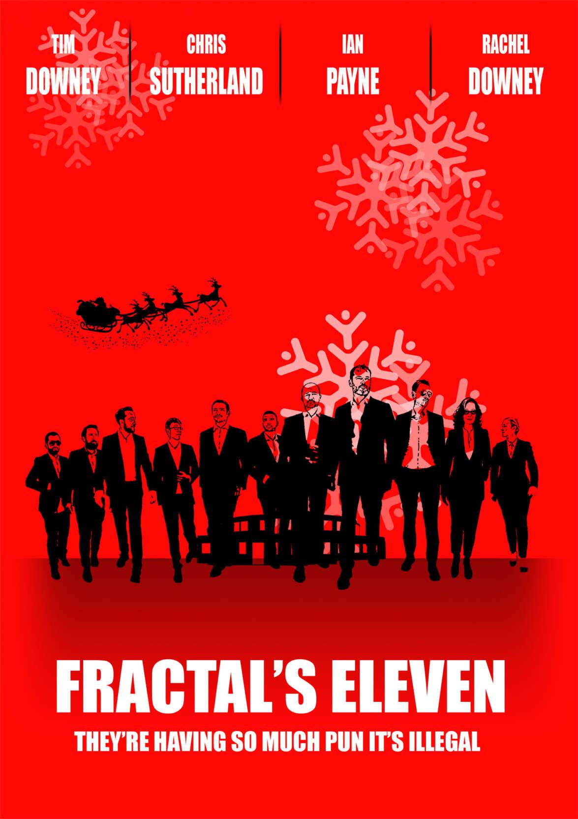 A Christmas heist by the StudioFractal team